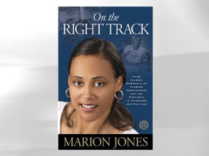 Marion_Jones_On_The_Right_Track